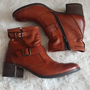 Paul Green Romeo Booties Size 7.5 made in Austria